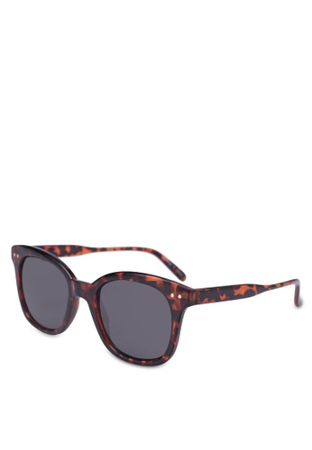 Shop Rubi Kendra Full Frame Sunglasses Online on ZALORA Philippines