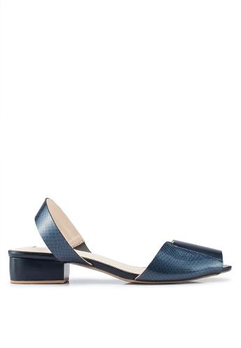 OCEEDEE 藍色 Madeline 涼鞋 34907SH1A3F625GS_1