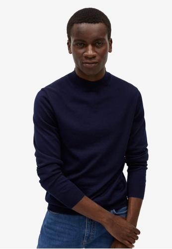 Merino Wool Washable Sweater