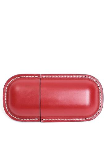 Twenty Eight Shoes Handmade Leather Glasses Case QYE103 F0209ACD40DAD5GS_1