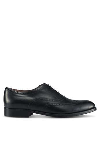 KG Kurt Geiger black Granville Oxford Shoes A425ASH2AE653CGS_1