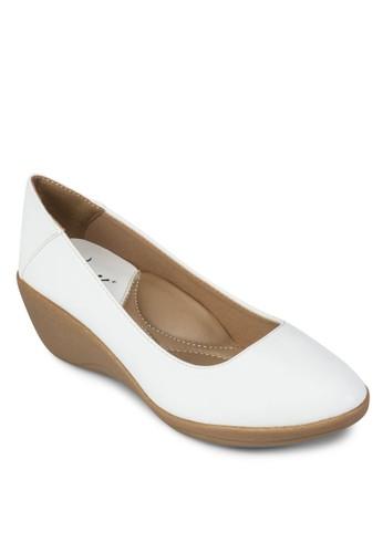 楔esprit台灣outlet型跟休閒鞋, 女鞋, 厚底楔形鞋
