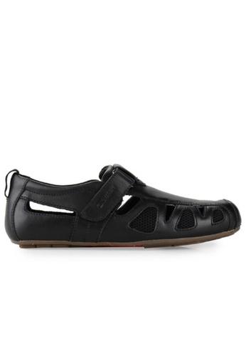 Gino Mariani black Gino Mariani Men's Leather Shoes LELAND 1 - BLACK E48C4SH48E4FB2GS_1