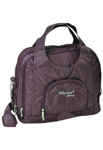 Baby Scots Mommy Bag Platinum MB046 62C7CKC0FFB451GS_1
