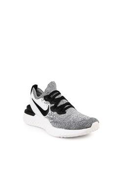 fcbd626616a3a 10% OFF Nike Nike Epic React Flyknit 2 Shoes Rp 2.279.000 SEKARANG Rp  2.050.900 Tersedia beberapa ukuran