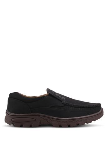 Louis Cuppers black Louis Cuppers Sneakers C61CFSHBF77C81GS_1