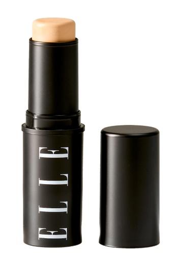 ELLE beige ELLE Makeup Stick Foundation Warm Honey 5A36CBED406B93GS_1