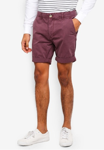 Cotton On purple Washed Chino Shorts 2BEFDAA02A9064GS_1