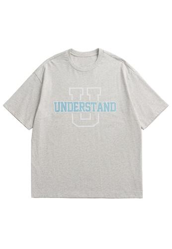 Twenty Eight Shoes Oversized Printed Short T-shirt 5206S21 18EC5AA09B1EE8GS_1