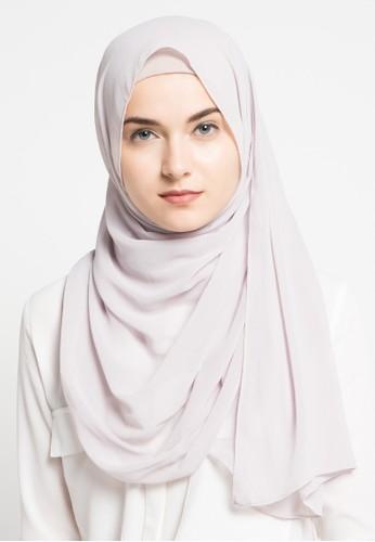 Vivi Zubedi grey Hijab VI990AA01WBYID_1