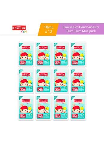 Eskulin Kids Eskulin Kids Hand Sanitizer Tsum Tsum 18ml Multipack 5AD02ES161B780GS_1