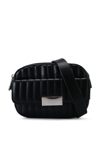 Keddo black Russhell Sling Bag 6AFB4AC7C6ED55GS_1