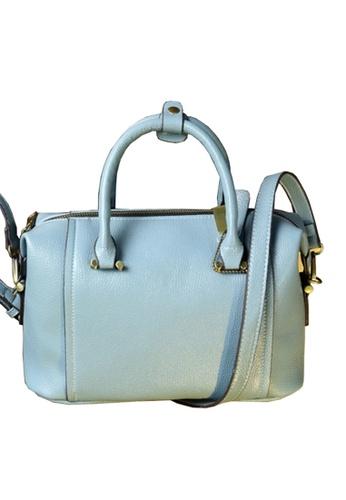 Twenty Eight Shoes blue VANSA Cow Leather Crossbody Bag VBW-Cb025L 5686CAC2DCECC7GS_1