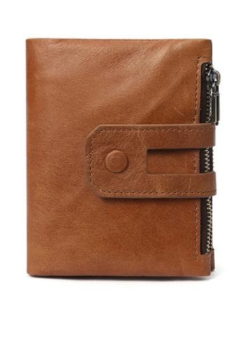 Twenty Eight Shoes Handmade Vintage Leather Wallet 2059 A7C82AC6928F37GS_1