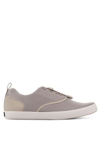 Sperry grey Flex Deck CVO Sneakers 0A0E5SHCA9028BGS_1
