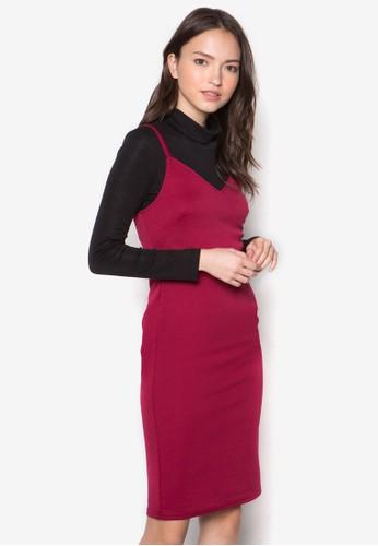 Reese esprit china細肩帶連身裙, 服飾, 服飾