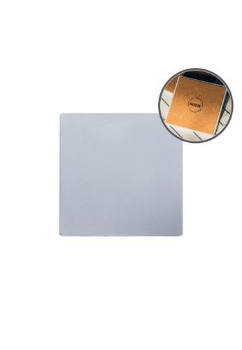 HOUZE grey HOUZE - Diatomaceous Cup Coaster (Grey) 6F9D8HL0426896GS_1