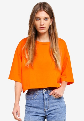 Factorie orange Zoe Tee 6DDA9AA3863CCAGS_1