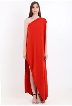 [PRE-ORDER] Venus-cut Shapeless Dress