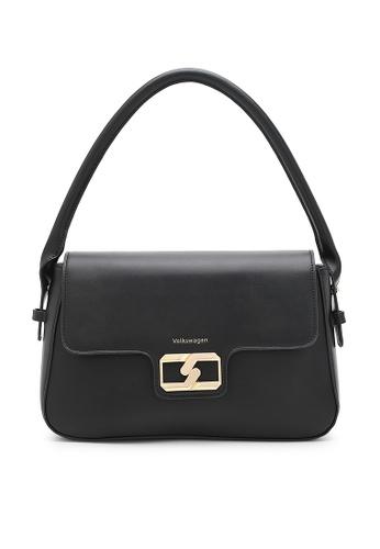 Volkswagen black Women's Hand Bag / Top Handle Bag 8FA83ACB760D4BGS_1