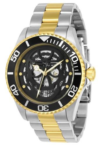 Invicta gold Casual Men's Watches INV 22042 B42EAAC91BBC46GS_1