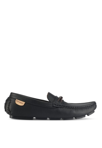 Rocklander black Rocklander Loafers Shoes AA57CSHB7370DEGS_1
