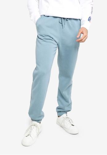 Hollister blue Relaxed Jogger Pants F9E5FAAF42FFECGS_1