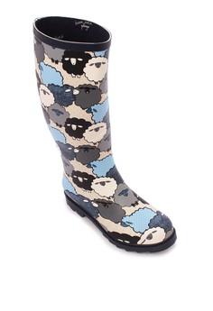 Baa Baa Blues-Boots