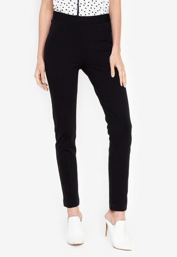 MARKS & SPENCER black Pull On Treggings 78A9DAAA055311GS_1