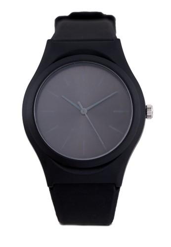 VQ86J022Y 三指針矽膠錶, 錶類, 其它esprit 澳門錶帶