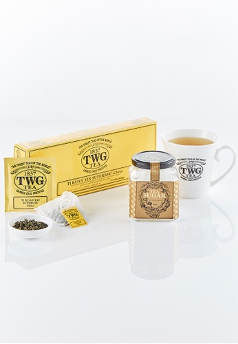 TWG Tea Post Meal Indulgence Teabag (Ti Kuan Yin Superior) A884AES48FFADDGS_1