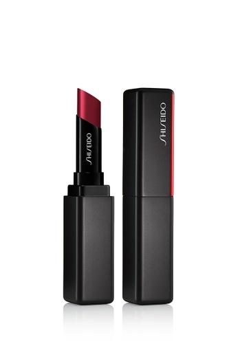 Shiseido purple Makeup VisionAiry Gel Lipstick,204 Scarlet Rush 42D41BE6AF974FGS_1