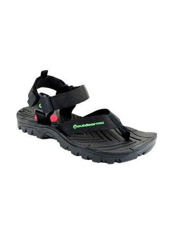 OUTDOOR FOOTWEAR black Kale-Vx Hiking Sandals OU533SH12AMPID_1
