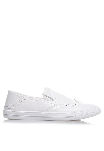 Twenty Eight Shoes Women's Leather Slip-Ons RX1223 C6550SHB04D84DGS_1
