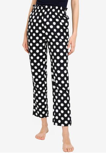 eeb57057d5 Shop Cotton On Body Flannel Paperbag Pants Online on ZALORA Philippines