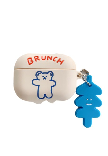 Kings Collection white Little Bear AirPods Pro Case (KCAC2138P) 3C319ACF3580CDGS_1