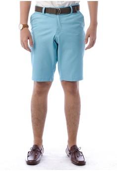 Gentleman's, Aqua Blue Shorts