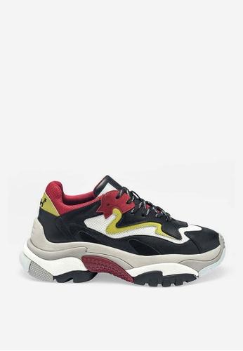 ASH black Addict - Black Mesh weaving Sneaker 970B2SH08BAC1FGS_1