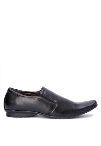 H2Ocean black Gaitan Shoes H2527SH0K3DVPH_1