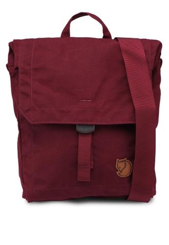 Fjallraven Kanken red Foldsack No.3 FJ382AC0SX9EMY_1
