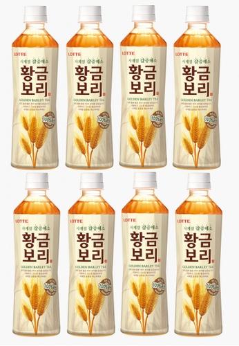 Lotte Chilsung Beverage Lotte Korean Barley Tea - Multipack (8 x 500ml) 52337ES0710E1AGS_1