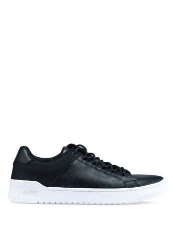 ALDO black Olilian Low Lace Sneakers 79141SH2E2FB4AGS_1