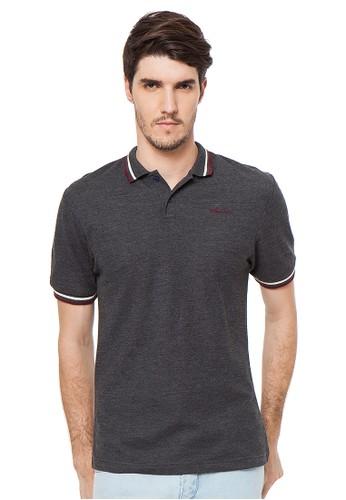 SW Classic Polo Shirt Misty Black