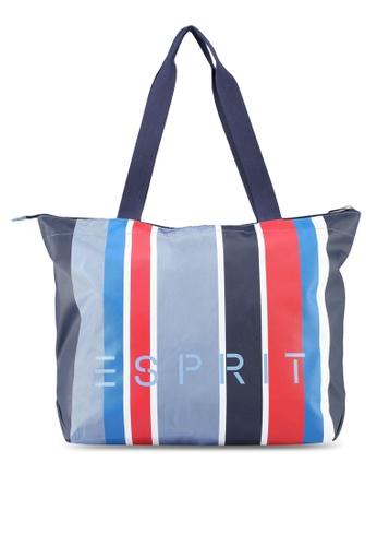 Esprit blue Casual Tote Bag D3AFCAC0D0A3ACGS_1