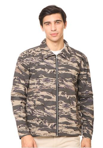 Endorse green Endorse Jacket INO Endo Army Resleting - END-RF002 0A4EBAA5B2E2A9GS_1