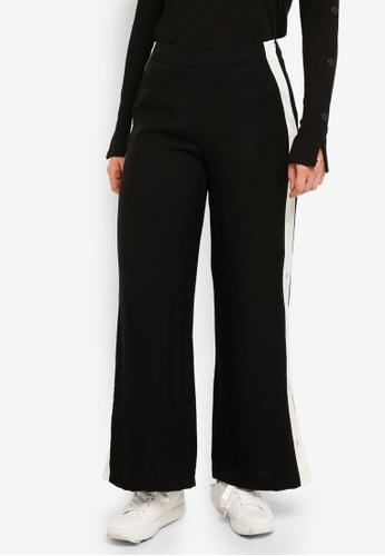 ESPRIT black Woven Regular Pants 6CDAEAAB7796FCGS_1
