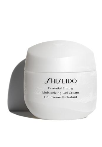 Shiseido white Shiseido Essential Energy Moisturizing Gel Cream, 50ml 0F781BEE7EA620GS_1