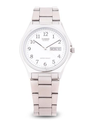 Casio silver Analog Watch MTP-1240D-7BDF CA076AC98LSJPH_1
