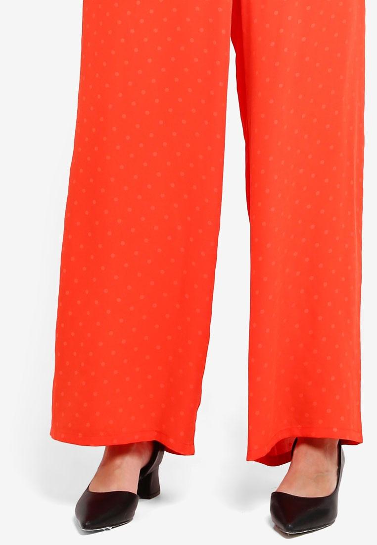 Aop A Pants Orange Orania S Y YqzAZq
