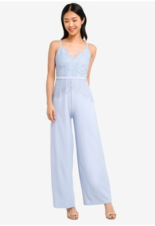 c4bfacc57fc Forever New Sahara Belted Jumpsuit S  169.99 NOW S  106.90 · Blue Jumpsuit  545DEAA9E57322GS 1